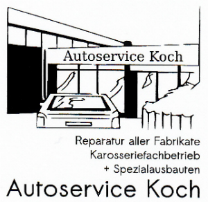 Autoservice Koch GbR in Hamburg-Rahlstedt Logo